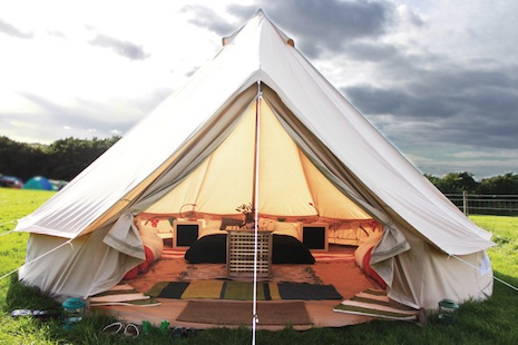 Luxury Camping Tents For Hire Luxury Bell Tent Hire